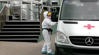 Rusia notifica 34.303 casos de covid-19, cuarto máximo diario consecutivo