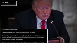 Trump Launches Twitter Knockoff