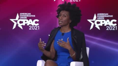 Shemeka Michelle at CPAC 2021
