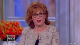 Meghan McCain and Joy Behar Have Tense Standoff