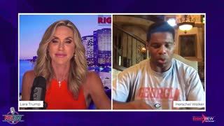 The Right View with Lara Trump and Herschel Walker 9/16/21