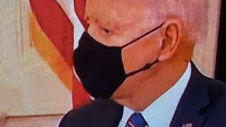 Joe Biden Had A Flashback
