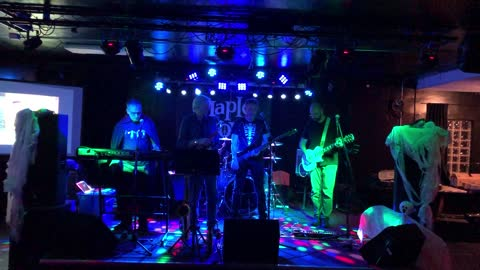 Space Oddity (David Bowie Cover) @ Maple Grove Tavern - Cleveland Ohio - November 11th 2019