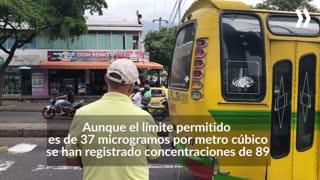 Videos pico y placa ambiental en Bucaramanga 2