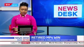 150 retired MPs who served between 1983-2001 set to earn allowances
