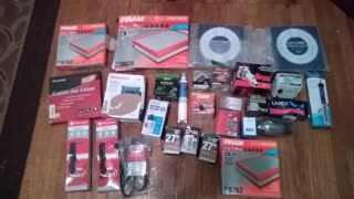 $57 Bargain Haul From Dollar One Store Wooster Ohio July 2020