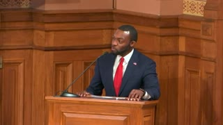 Donte Thompson - Georgia State Capitol - Joint Reapportionment Hearing