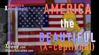 AMERICA the BEAUTIFUL (Stand!)