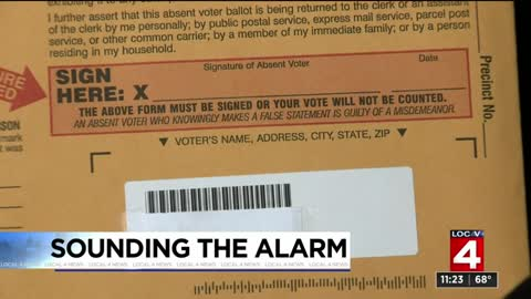 72 percent of Detroit's absentee ballot counts were incorrect