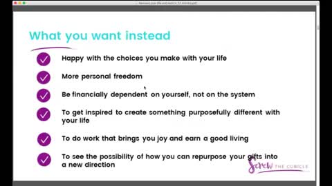 How To Reinvent Your Life & Career in 12 Months