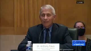 Dr. Fauci REFUSED to Answer This Question About Trump — WOW