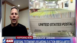 Assessing testimonies regarding election irregularities (PART 1)