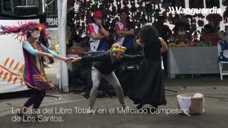 Video: Ya llegó a Bucaramanga el Festival Internacional Teatro, Calle y Circo.