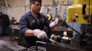 All-Pro Threaded Manufacturing Tour