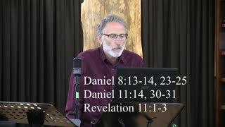 Eight Remaining Prophetic Events: Event Three - The Third Temple Begins Operation
