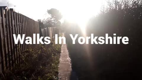 Walks In Yorkshire - EP: 1