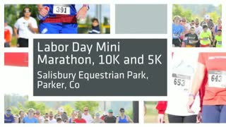 Labor Day Mini Marathon - Promo