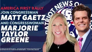 Patriot News Outlet Live | America First Rally | Mesa, Arizona