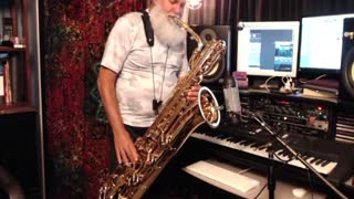 Bari Sax - Baritone Saxophone - Greg Vail Jazz - Sentimental Mood