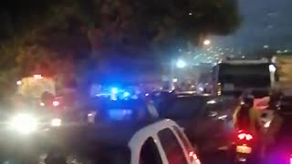 Transportadores informales bloquean varios puntos de Bucaramanga