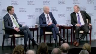 Joe Biden admitting on national TV he got Hunter Biden's investigator fired.