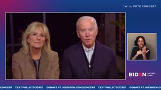 Joe Biden just forgot 16 years and confuses President Trump with George Bush.