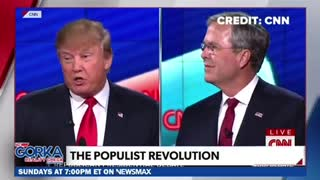 President Trump Standing up for America LONG before 2016