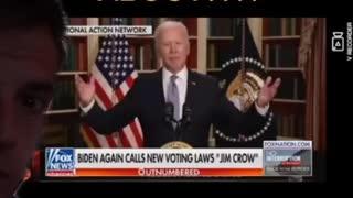 What is Joe Biden talking about