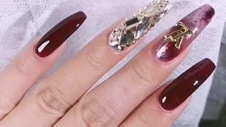 Amazing nails art design 2021 Ep07