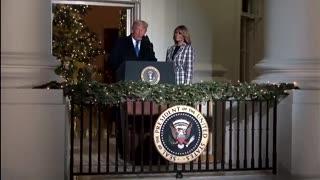 Trump Christmas Message