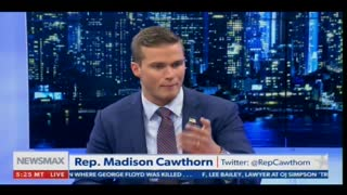 Rep. Madison Cawthorn: White House Officials Are Talking About Exit Strategies for Dr. Fauci