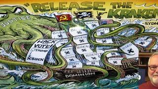 When Will Trump's Team Release the Kraken?