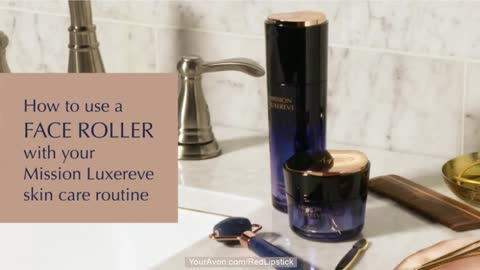 Avon Mission Luxereve Serum, Unparalleled luxury for your skin!