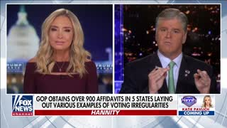 McEnany on 'Hannity'