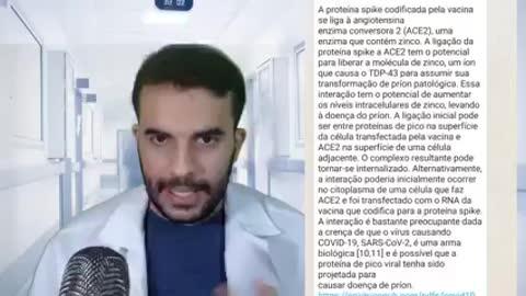 Vacinas C19 - Jovem Médico Brasileiro torna o complicado, simples