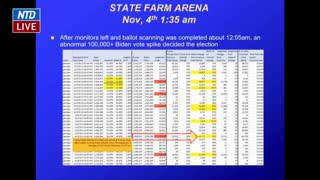 Garland Favorito Testifies During Georgia Senate Hearing on Election Issues