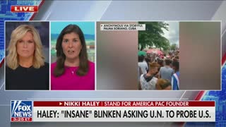 Nikki Haley criticizes Antony Blinken