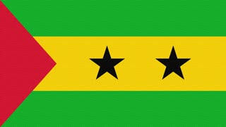 Sao Tome and Principe National Anthem (Instrumental) Independência Total