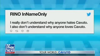 Neil Cavuto Reads Hilarious Hate Mail On Air