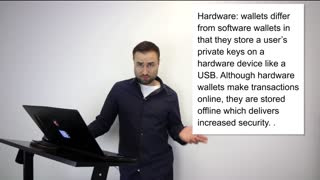 Top 5 crypto currency's wallet