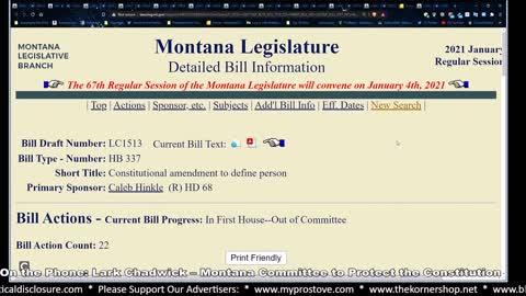 Montana HB 337 Explained