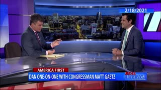 Dan Ball W/ Matt Gaetz - Feb. 22nd (Part 2)