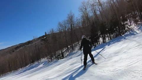 Downhill Skiing New Hampshire