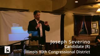 Joe Severino Candidate (R) Illinois 10th Congressional District At Action Pac