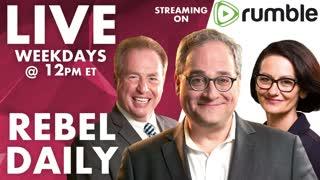 Rebel Daily Livestream! Weekdays 12pm - 1pm ET