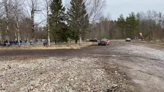 Estonia Demolition derby
