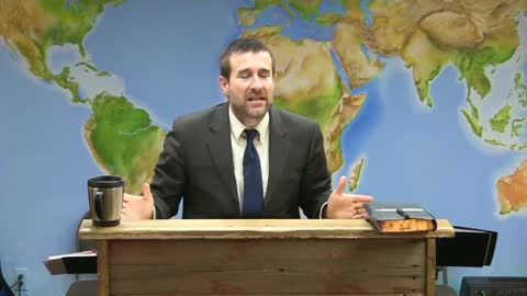 The Precision of God's Word - Steven Anderson
