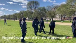 Government Overreach Happens Continually: Richard Citizen Handcuffed
