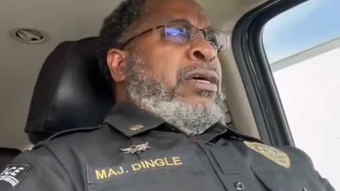 Black Officer Reveals the Emotional Toll of Libs Demonizing Law Enforcement
