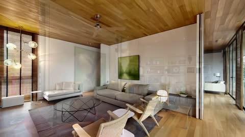 Best Design wooden ceiling in The House Kitchen - Living Room - BedRoom - Part 2